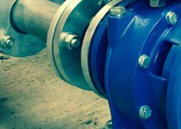 onderhoud industriële pomp